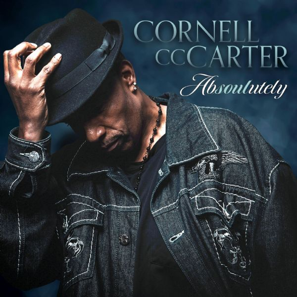 CORNELL CC CARTER - ABSOULUTELY. CD ALBUM.